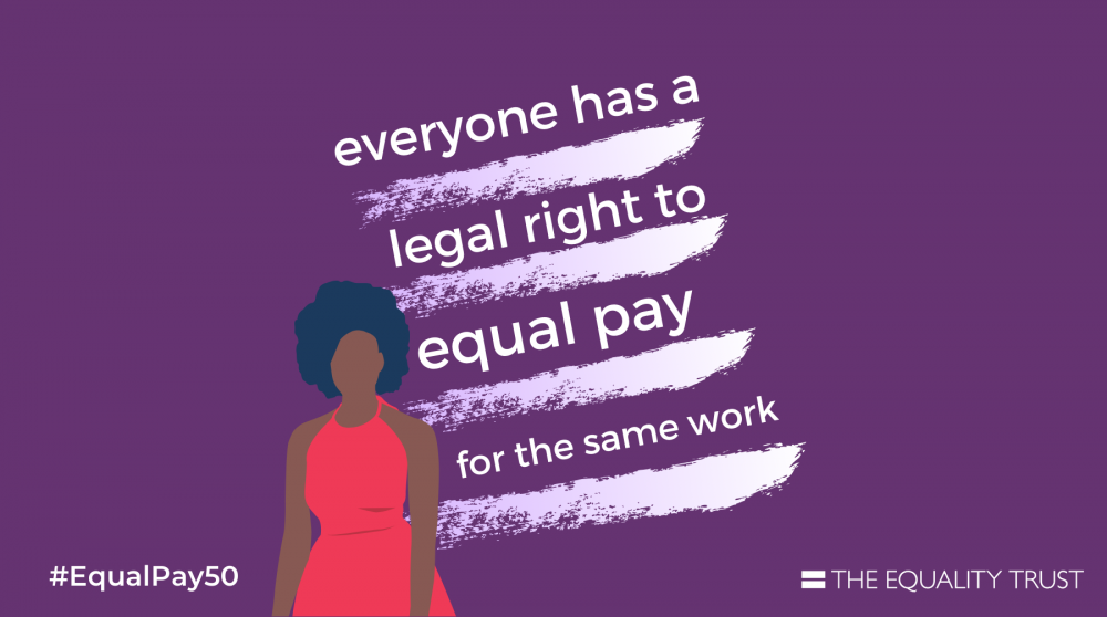 #EqualPay50 campaign