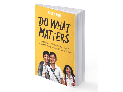 Do What Matters - Nicky Mih