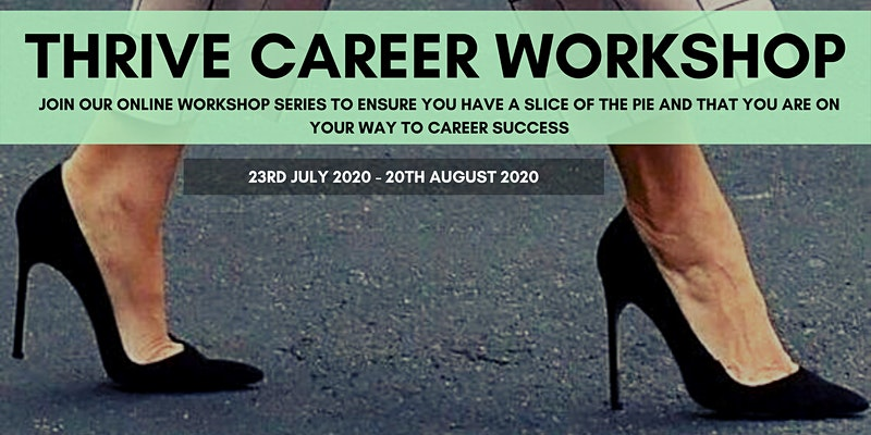 Now You're Talking Online Thrive Career Workshop