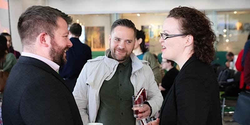 Small Business Networking with Survive and Thrive - online by The Lloyds Bank Academy event image