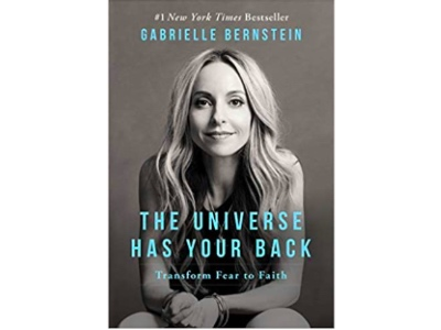 The Universe Has Your Back by Gabrielle Bernstein featured