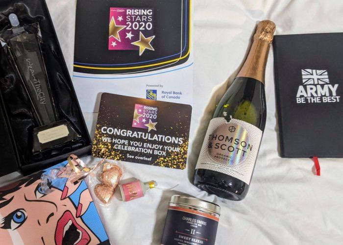 Anuradha Damale - Rising Star Awards 2020 Ceremony