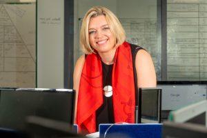 Carlene Jackson, CEO of Cloud9 Insight