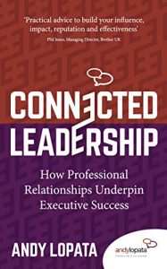 Recommended Read, Connected leadership, Andy Lopata