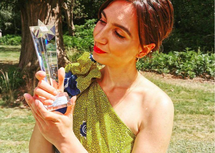 Dr Larisa Corda - Rising Star Awards 2020 Ceremony