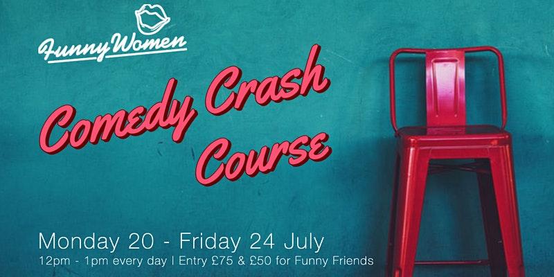 Funny Women Comedy Crash Course
