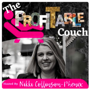 The Profitable Couch with Nikki Collinson-Phenix, Recommended Podcast