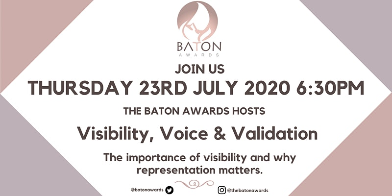 The Baton Awards Panel Discussion, Virtual Event, Event image