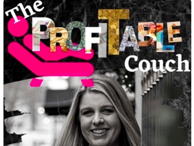 The Profitable Couch with Nikki Collinson-Phenix, Recommended podcast featured