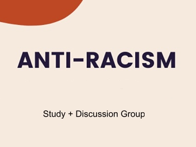 Anti Racism Study and Discussion group event featured