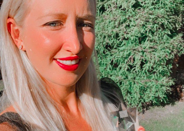 Camilla Allnatt - Rising Star Awards 2020 Ceremony