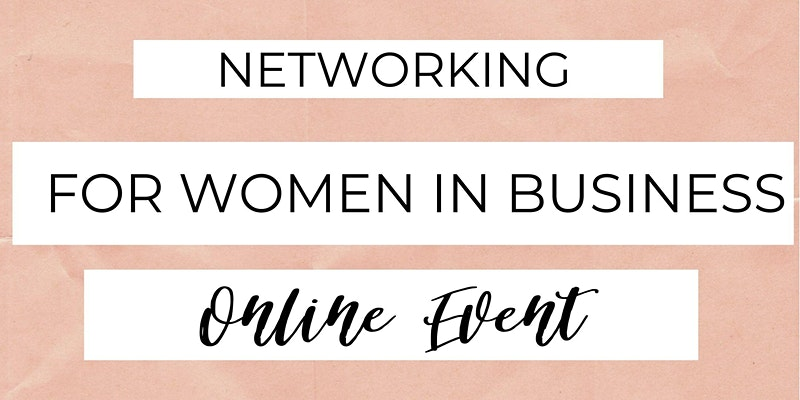 Online networking event for women in business by She Wins Mastermind