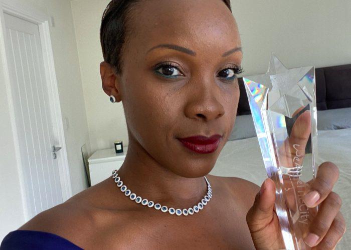 Patrice Gordon-Mantey - Rising Star Awards 2020 Ceremony
