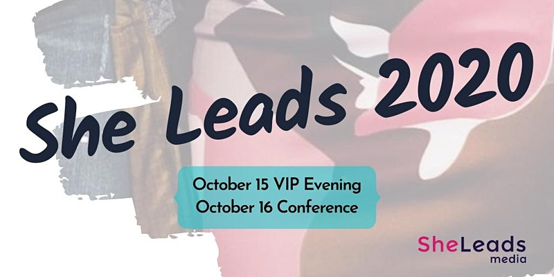 She Leads 2020 Conference event image