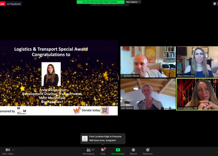 Special Logistics Award - Rising Star Awards 2020 Ceremony