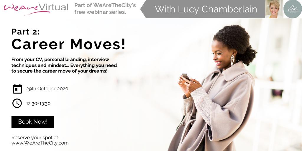 WeAreVirtual, Lucy Chamberlain webinar Part 2