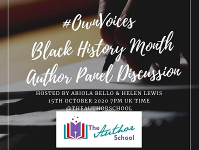 #OwnVoices Black History Month featured