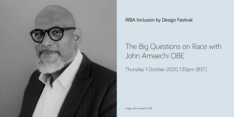 The Big Questions on Race, John Amaechi event, Black History Month