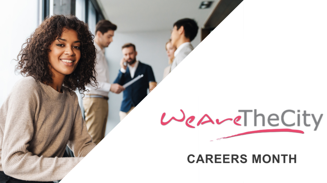 WeAreTheCity Careers Month