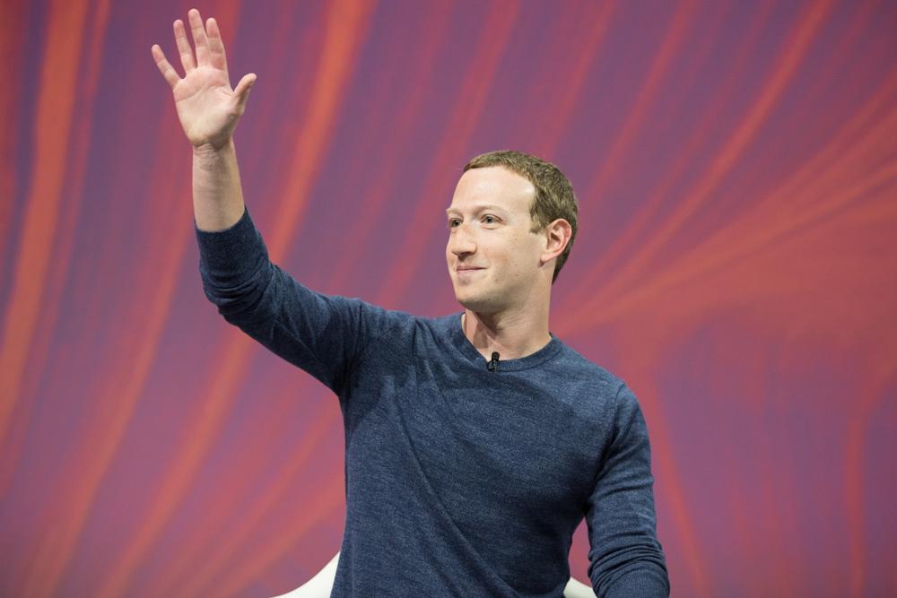 Facebook CEO, Mark Zuckerberg, Glassdoor