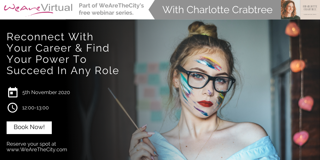 WeAreVirtual, Charlotte Crabtree