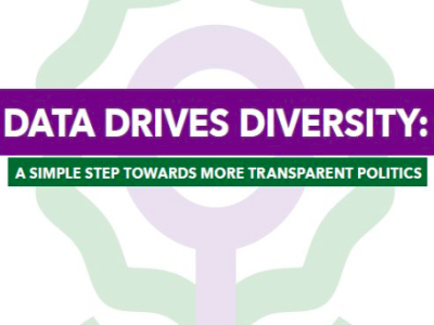 Data Drives Diversity - Centenary Action Group