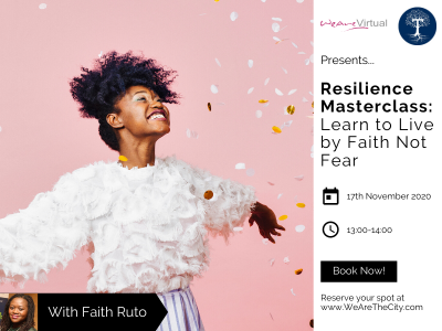 Faith Ruto, WeAreVirtual featured