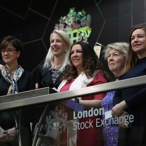Gender Networks opening the marketsat LSE