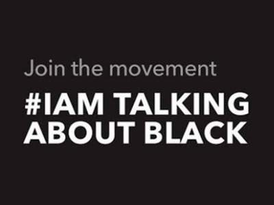 #IAM talking about black, diversity project event image featured