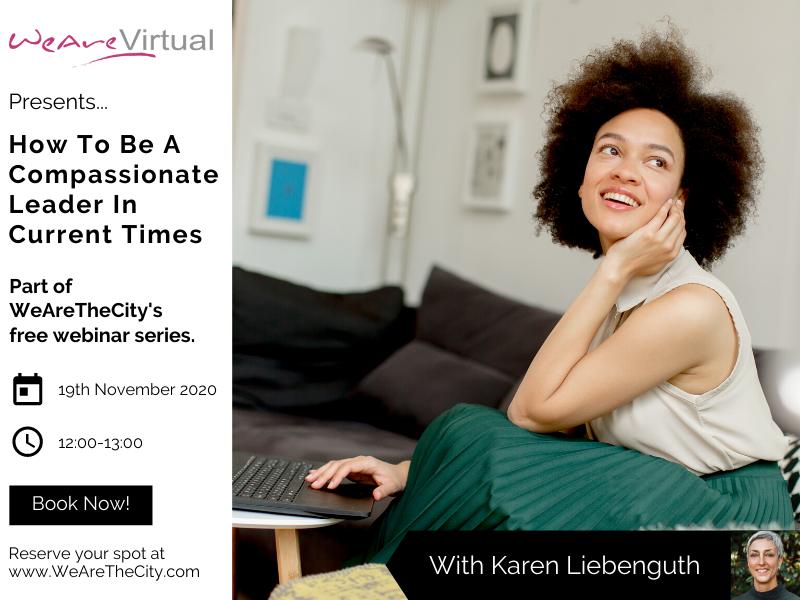 WeAreVirtual, Karen Liebenguth featured
