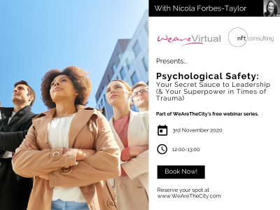 Nicola Forbes-Taylor, WeAreVirtual featured