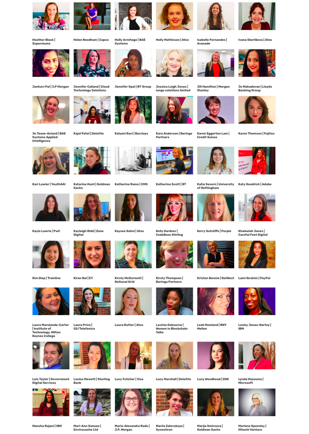 TechWomen100 Individual 1