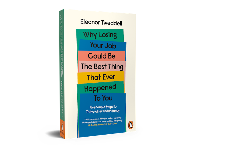 Recommended read, Why Losing Your Job, Eleanor Tweddell
