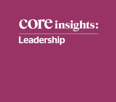 Warwick Business School Core Insights 1