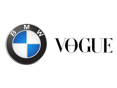 BMW & British Vogue logo