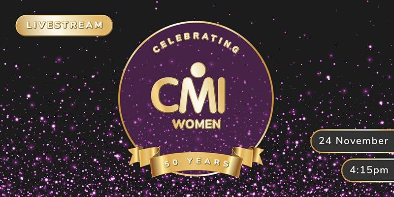 CMI Women, Livestream event image