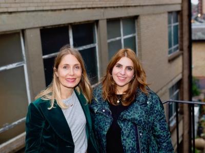 Danni Davis and Ida Bruusgaard featured