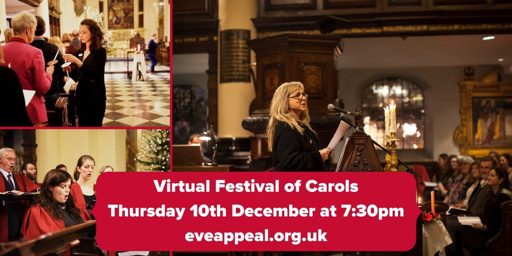 The Festival of Carols, The Eve Appeal