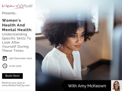 womens health and mental health webinar