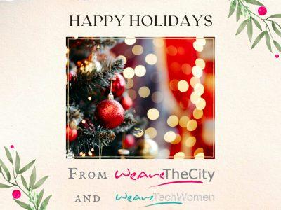 Happy Holidays from WeAreTheCity