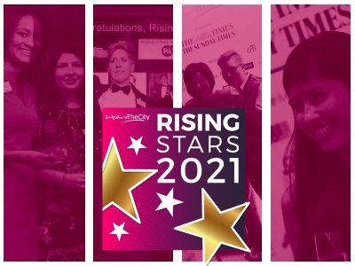 Rising Star Awards 2021 Banner