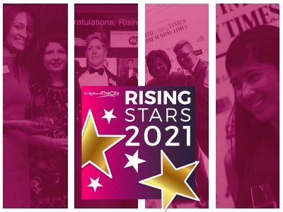 Rising Star Awards 2021 Banner