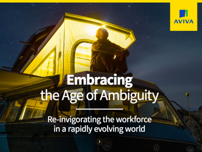Embracing the Age of Ambiguity | Aviva
