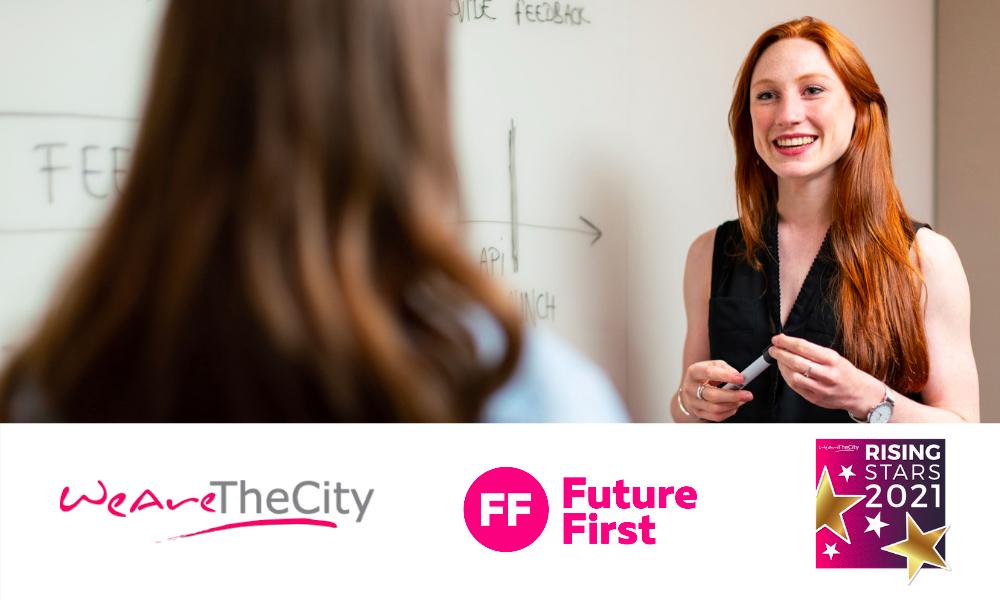 Future First & WeAreTheCity Rising Star partnership