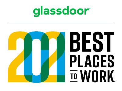 Glassdoor Best Places to Work 2021