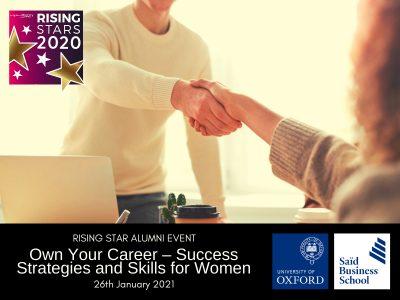 Rising Stars Alumni Event