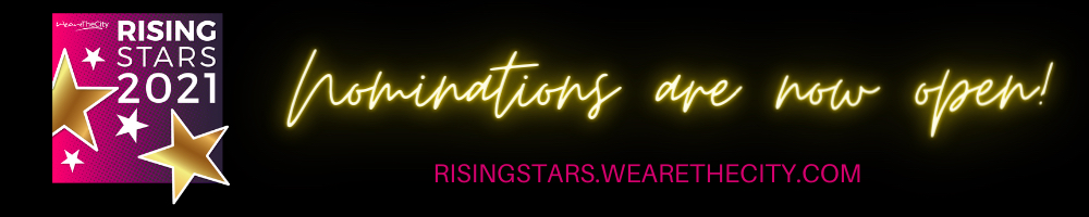 Rising Stars Nominations Open Banner