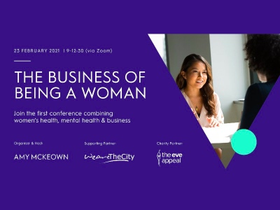 The Business of Being a Woman featured