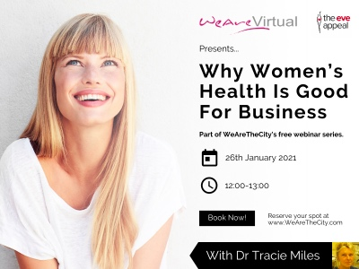 WeAreVirtual, Dr Tracie Miles, featured