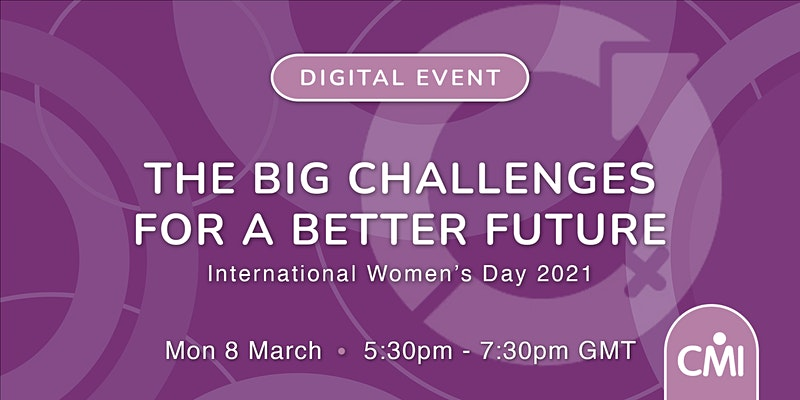 CMI International Women's Day event
